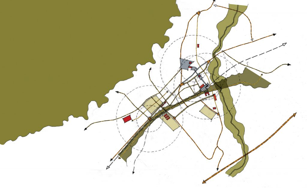 Stratégie Territoriale urbanisme paysage architecture