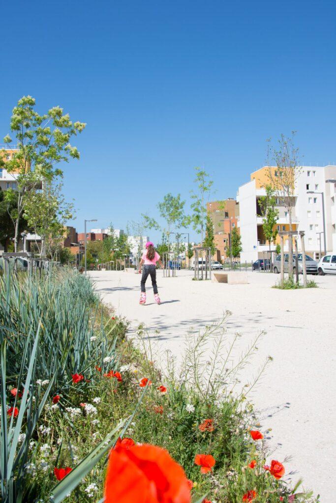 SAFRAN écoquartier eco quartier rénouvellement urbain rénovation urbaine