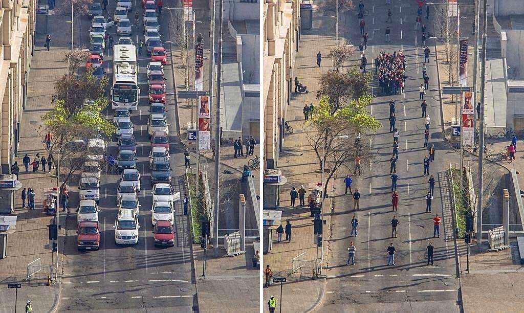urbanisme voiture city mobility