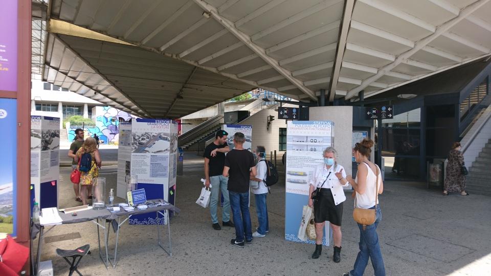 Forum ouvert Grenoble smmag grandplace