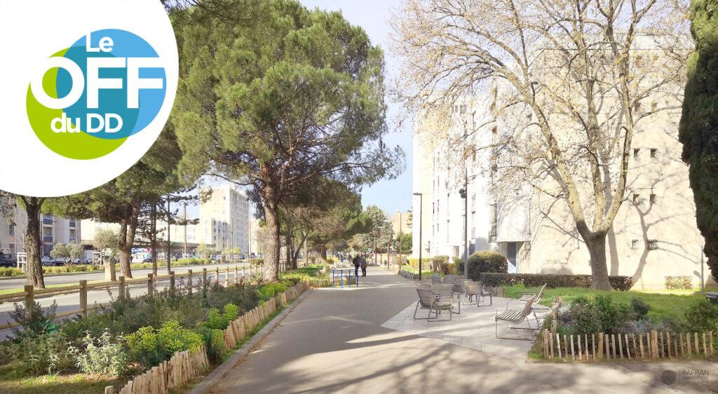 Rémploi matériaux off développement durable Safran Marseille