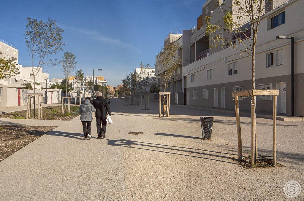 ANRU Miramas Maille 2 SAFRAN Marseille
