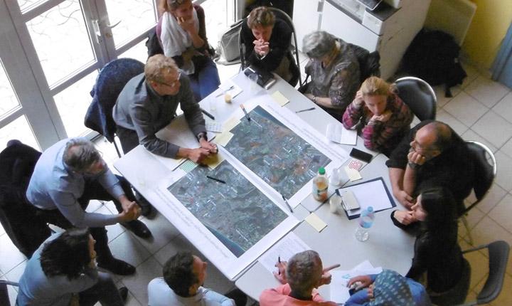 projet urbain collaboratif en coproduction